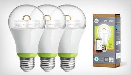 Умная светодиодная лампа от General Electric: гаджет и девайс