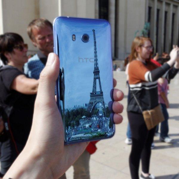Новый HTC U11 получит Bluetooth 5.0