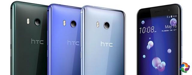 Новый HTC U11