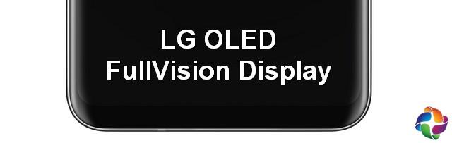 LG будет с дисплеем OLED FullVision