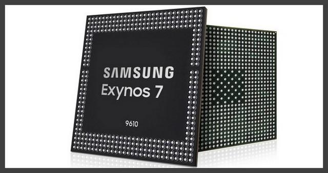 чипсет Exynos 9610