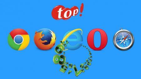 ТОП браузеры