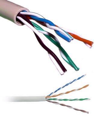 провод витая пара 4 провода