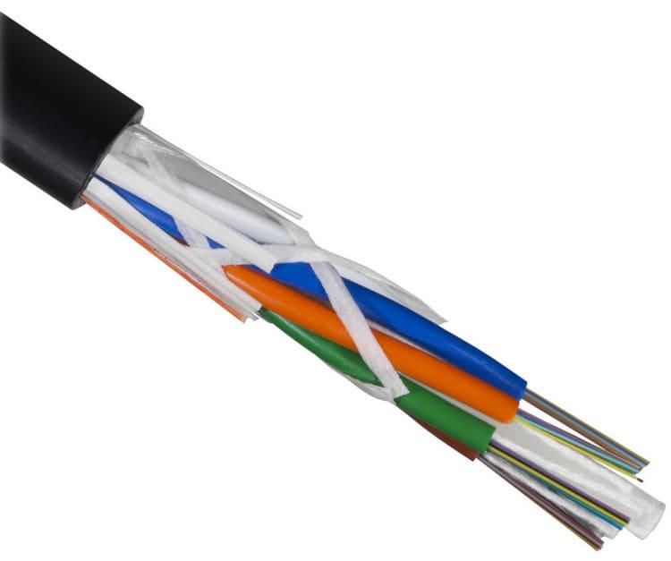 Оптоволоконный сетевой кабель