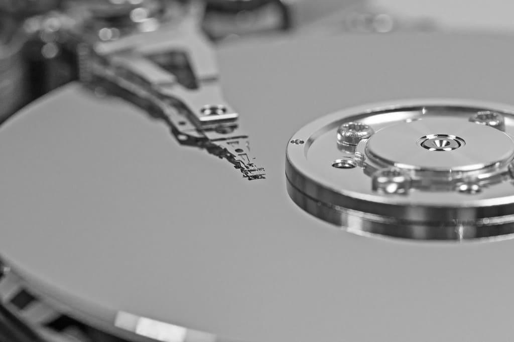 жесткий диск на ПК