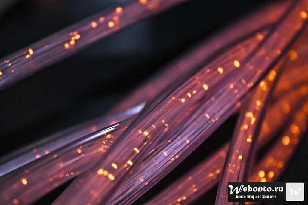 оптоволоконная связь